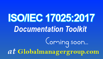 ISO/IEC 17025:2017 Document toolkit